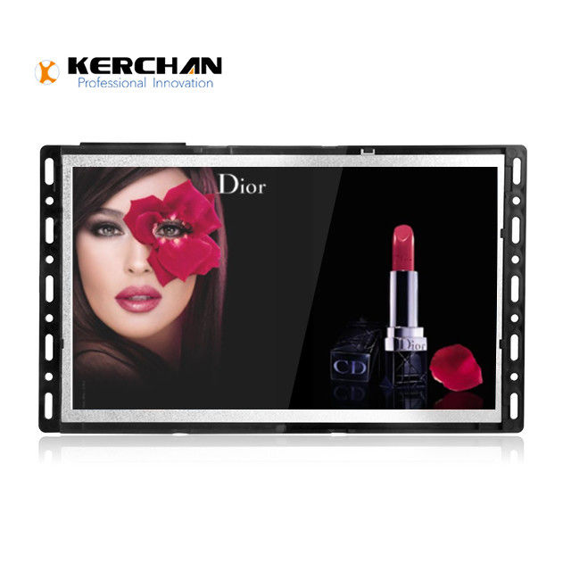 Commercial Advertising Open Frame LCD Screen 10 Inch Easy Installation