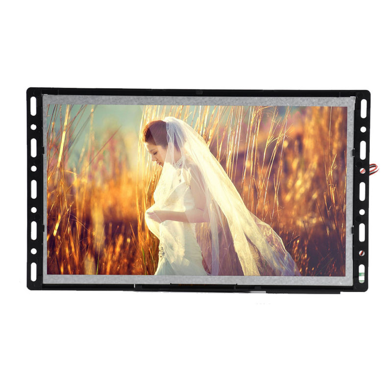 7 Inch Plastic Frame Lcd Advertising Board With IR Remote Controller
